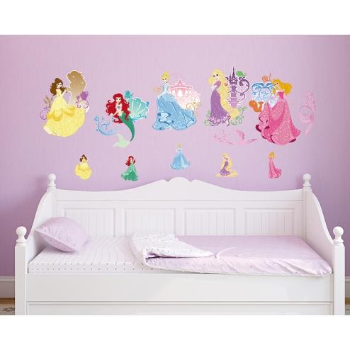 GID022 魔幻公主 創意壁貼