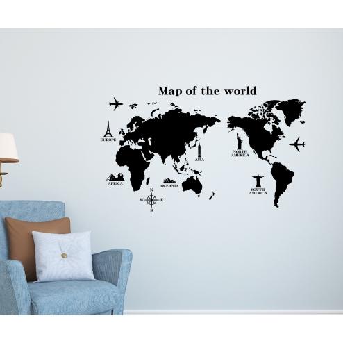 FI044 101世界地圖