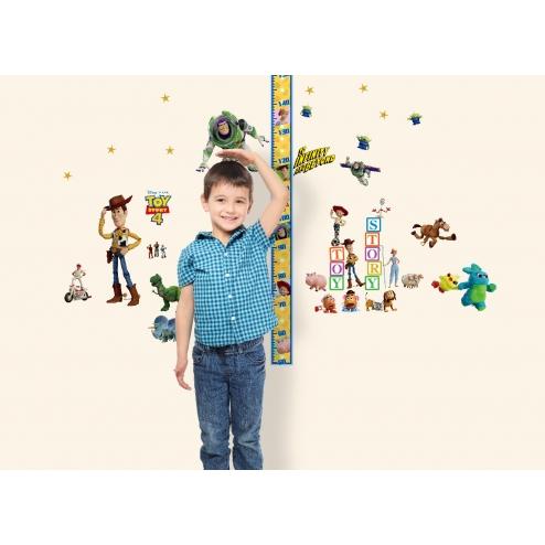 HID111 玩具總動員系列身高壁貼